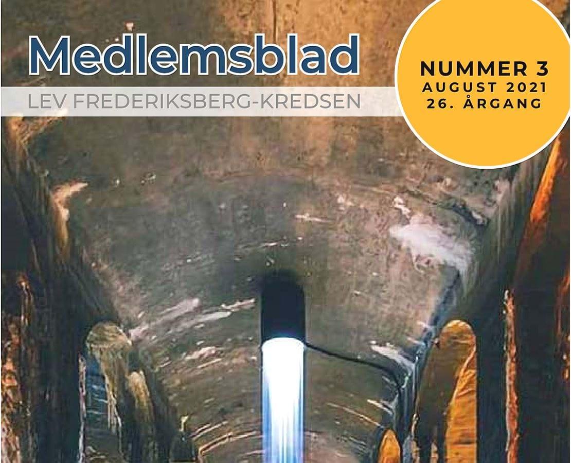 Forside bladet Lev Frederiksberg 3 2021